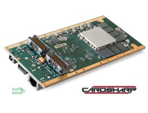 Zynq SoC with HPC FMC site, GbE, USB, PCIe, IEEE 1588v2